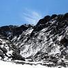 Mt Lathrop above Lathrop Saddle.