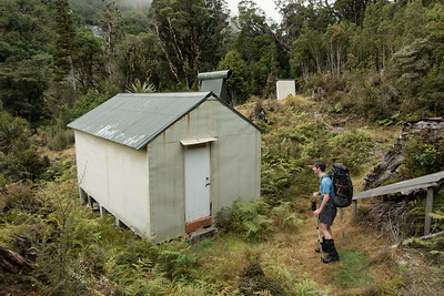 Cone Creek Hut.