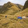 Perfect campsite found!