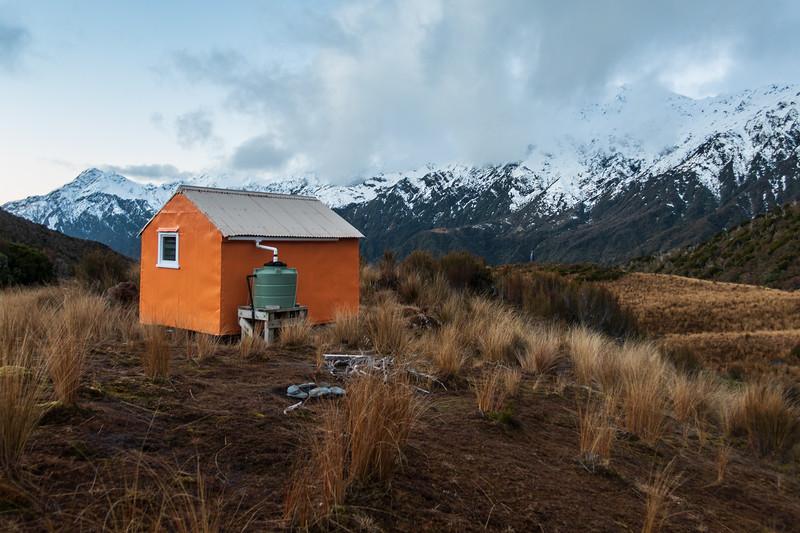 Yeats Hut.