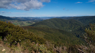 IMG_3037 Looking towards Upper Hutt and Wellington City