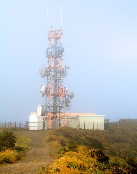 Third Communications Tower