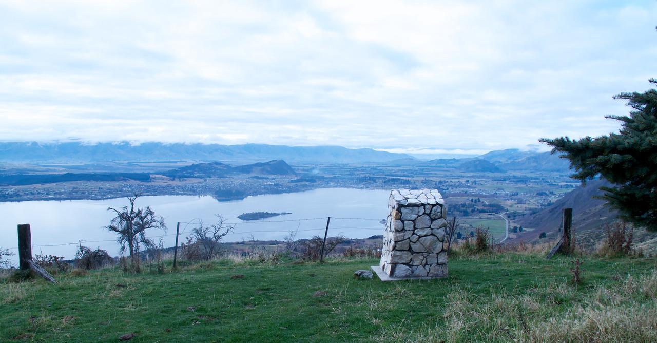 Grave Site on Roys Peak Track