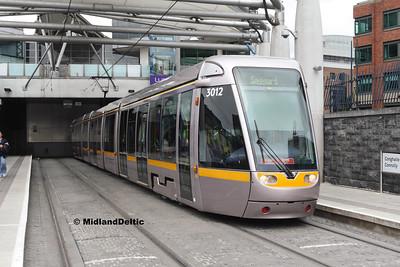 Dublin (Tram), 23-07-2016 to 25-07-2016
