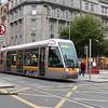 LUAS 3016, O'Connell St Dublin, 31-10-2016