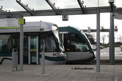 Tram Operators