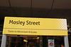 Mosley Street <br /> <br /> Metro Link Tram Stop