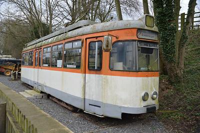 4w Single Deck No 210 (Frankfurt) at Whitwell & Reepham Railway  13/02/16