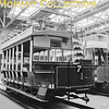 <b>MUSEUM OF BRITISH TRANSPORT, CLAPHAM</b><br> Douglas Southern Electric Tramway motor car no. 1 which now resides at the Crich tramway museum in erbyshire.<br> [<i>Mike Morant</i>]