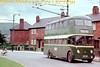 Tees-Side Railless Traction Board trolleybus no. 13.<br> [<i>Mike Morant collection</i>]