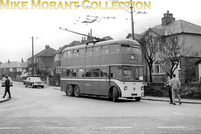 Huddersfield Corporation buses Fleet no.: 578 Registration: ECX 178 Chassis: Sunbeam Body: Park Royal Entered service: 2/49 Withdrawn: 7/65 [Mike Morant collection]