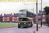 Tees-Side Railless Traction Board trolleybus no. 4.<br> [<i>Mike Morant collection</i>]