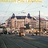 HUNGARY Budapest tram image taken in 1970.<br> <i>Mike Morant collection</i>
