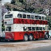 Johannesburg, South Africa, trolleybus dated 27/10/77<br> BUT 2nd series 1956<br> Fleet no. 665<br> Dunkeld route 2A<br> [<i>Mike Morant collection</i>]