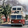 Johannesburg, South Africa, trolleybus dated 27/10/77<br> BUT 1st series 1948<br> Fleet no. 621<br> Dunkeld route 2A<br> [<i>Mike Morant collection</i>]