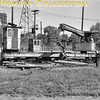 "<b>Cincinnati Street Railway</b><br>Works crane car S-159 at the Winton Place main shop facility.  Photo taken in 1949.<br><font size=""1"">CAPTION TEXT KINDLY SUPPLIED BY CLIFF SCHOLES.</font>"
