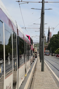 Tram priority is all very well....