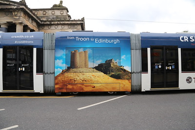 272 from Troon to Edinburgh