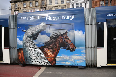 266 from Falkirk to Musselburgh