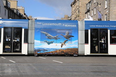 263 from Lossiemouth to Kinross