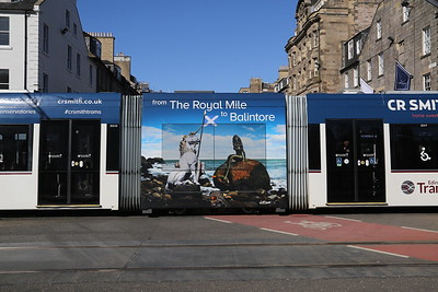 253 from The Royal Mile to Balintore