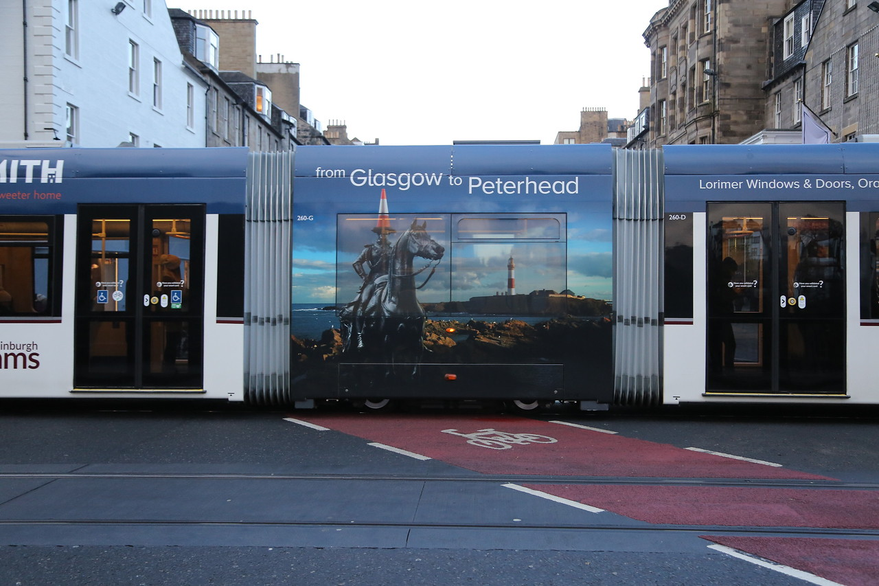 260 from Glasgow to Peterhead