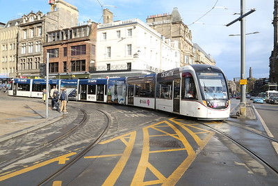 255 from Leith tae Alloway