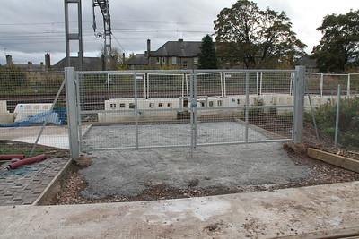 Balgreen Network Rail access