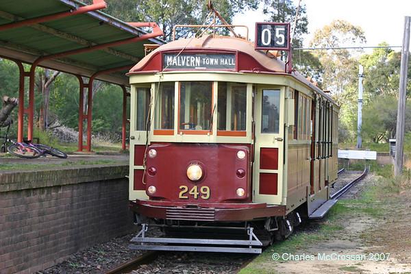 Sydney Tramway Museum (at Loftus)