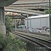 Sydney Tram sitting in Depot