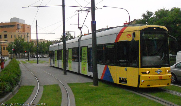 Trams around Adelaide