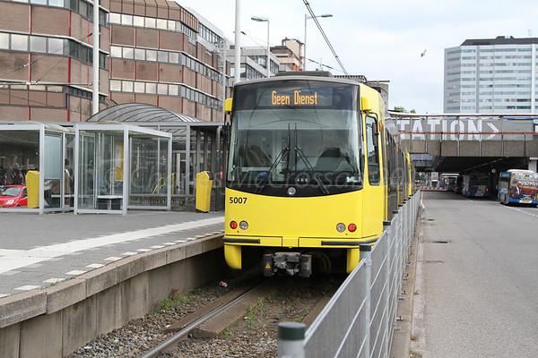 Trams around Holland