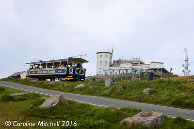 Car 6, Great Orme Tramway, 14th June 2016