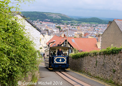 Great Orme Tramway, 14th June 2016
