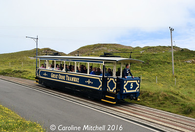 Car 5, Great Orme Tramway, 14th June 2016