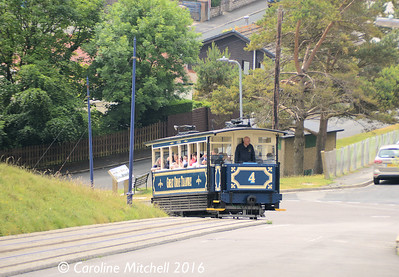 Car 4, Great Orme Tramway, 14th June 2016