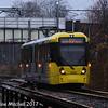 Metrolink 3100, East Didsbury, 2nd December 2017
