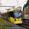 Metrolink 3090, Trafford Bar, 2nd December 2017