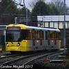 Metrolink 3117, East Didsbury, 2nd December 2017