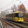 Metrolink 3071, St Werburgh's Road, 2nd December 2017