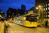 Metrolink 3093, St Peter's Square, 3rd December 2016