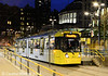 Metrolink 3071, St Peter's Square, 3rd December 2016