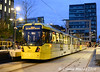 Metrolink 3057, St Peter's Square, 3rd December 2016