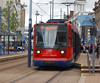 Stagecoach Supertram 119, Castle Square, 11th May 2012