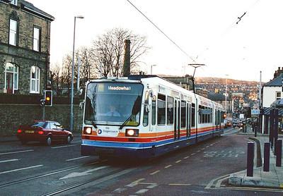027: In December 2005 119 is seen in Hillsborough.