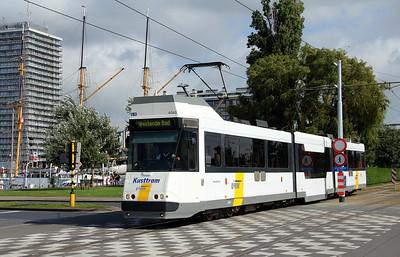 Belgum - Oostend & the coastal tramway