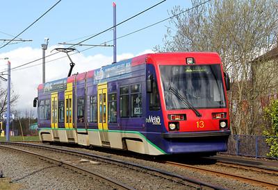 UK - Midland Metro