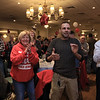 Scenes from Senator Dean Tran's campaign party at the Leominster Elks. SENTINEL & ENTERPRISE/JOHN LOVE