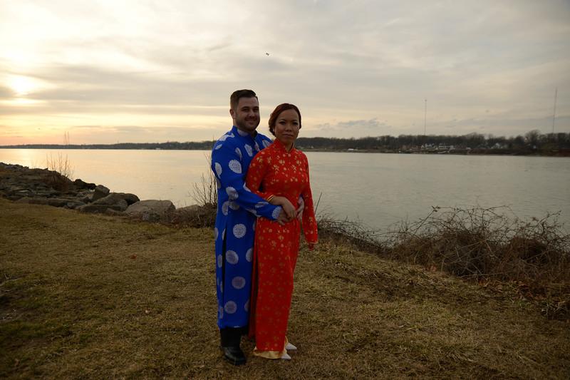 Trang & Mark
