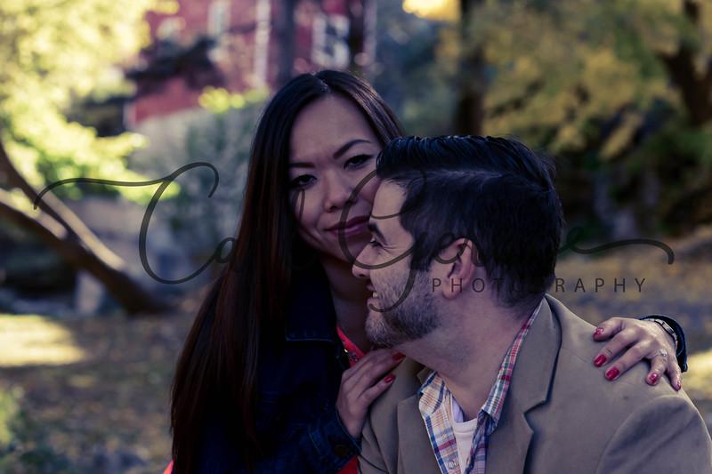 Trang and Mark Attea